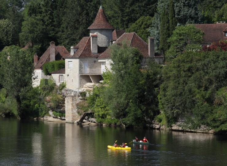 Beaulieu-sur-Dordogne - Saint-Sozy