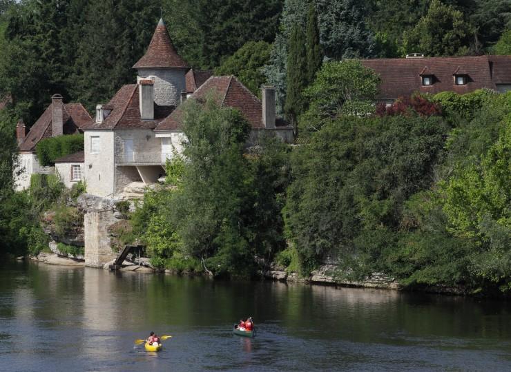 Beaulieu-sur-Dordogne - Saint-Julien-de-Lampon