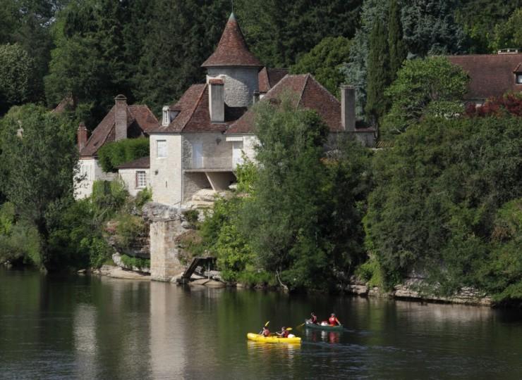 Saint-Sozy - Pinsac